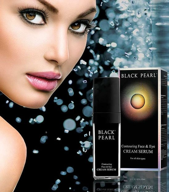 Sèrum visage Black Pearl